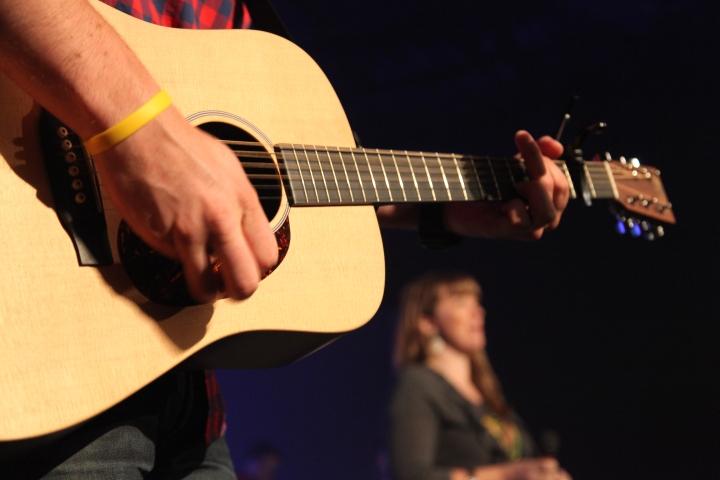 Guitar Corporate Cincinnati Photography